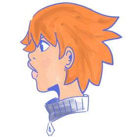 Callida's Profile - Colored