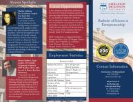 Entrepreneurship Brochure - Page 1