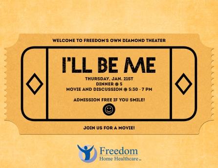 Freedom_Movie Ticket
