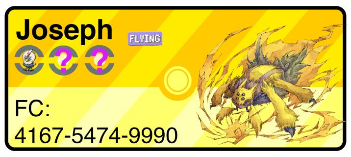 Joseph-Trainer-Card