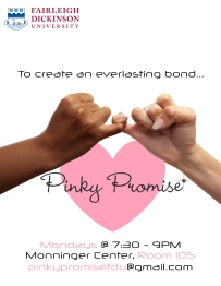 Pinky Promise Flyer