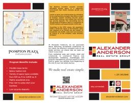 AAREG Brochure Exterior