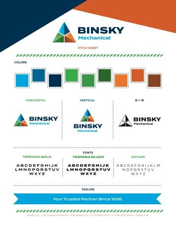 Style Sheet_Binsky Style